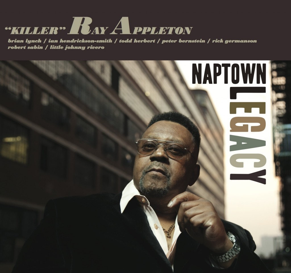 """Killer"" Ray Appleton – Naptown Legacy (CD)"